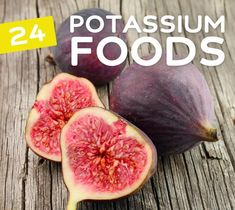 24 Potassium Rich Foods That Are Not Bananas  -- Bananas are known for their potassium, but did you know there are many other sources of this essential mineral? If you don't like bananas (or if you're tired of eating them), you can enjoy any number of fruits, veggies, nuts, meats, and more to reach your recommended value of potassium each day.
