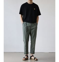 Minimal Outfit, Minimal Fashion, Stylish Men, Men Casual, Gents Fashion, Korean Fashion Men, Urban Dresses, Mens Clothing Styles, Aesthetic Clothes