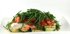 Over de zeewolffilet met courgette, tomaat en zeekraal Deze zeewolffilet met courgette, tomaat en zeekraal is echt een sjiek, lekker en super gezond recept. Natuurlijk ook gemakkelijk en snel te bereiden.  Over vis wordt gezegd dat het …