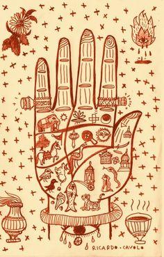 Hand by Ricardo Carvolo