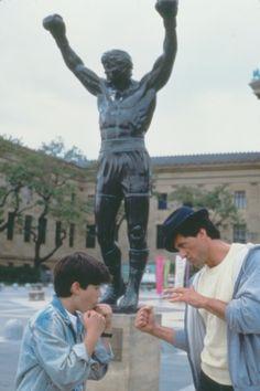 """Rocky, Rocky & Robert"" 1990"