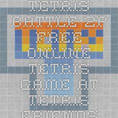 Tetris Battle 2P - Free online Tetris game at Tetris Friends
