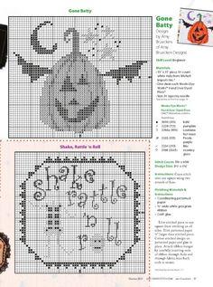 Gallery.ru / Фото #27 - Just Cross Stitch 2015 октябрь - tymannost