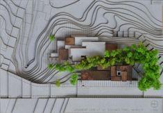 1. Ödül, Uzundere Cemevi Sosyokültürel Merkez Ulusal Mimari Fikir Projesi Yarışması - Arkitera Garden Paths, Stairs, Home Decor, Architecture, Stairway, Decoration Home, Room Decor, Staircases, Home Interior Design
