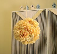 DIY Wedding Decorations - this style flower