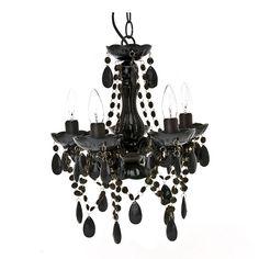 Lámpara Present Time Gypsy Negra Mod. SY100772BK - $ 1,490.00 en Walmart.com.mx
