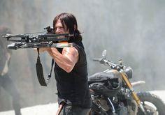 """The Walking Dead Season 6 Ep. 1 """"First Time Again"""" Daryl Dixon"""