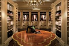 12 Glamorous Dressing Room Closet Ideas For The Ladies