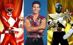 Austin St. John Power Rangers Series, Power Rangers Zeo, Go Go Power Rangers, Mighty Morphin Power Rangers, Power Rangers Pictures, Jason Lee Scott, Super Powers, Jdm, Captain America