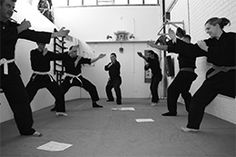 The South Australian Bujinkan Ninjutsu Dojo provides comprehensive training in the ancient traditions of the Bujinkan.This training develops people into effective and balanced Martial Artists. Focus, discipline, dedication, determination, self awareness and tolerance are fostered in the Dojo and in time spread to all areas of life.