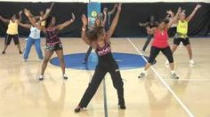 Zumba - Soca - Floor on Fire, via YouTube.