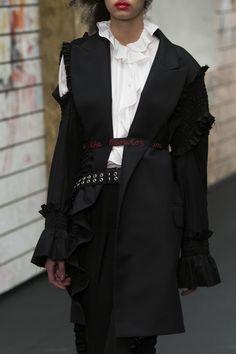 Preen at London Fashion Week Fall 2017