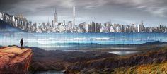 New York Horizon by Yitan Sun and Jianshi Wu