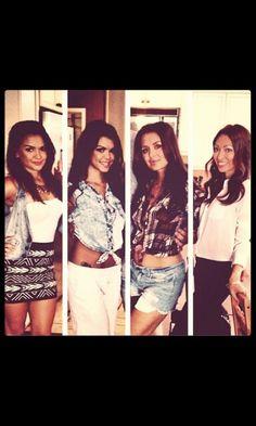 The Lylas Presley, Tahiti, Jaime & Tiara