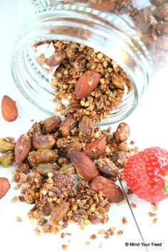 boekweit granola