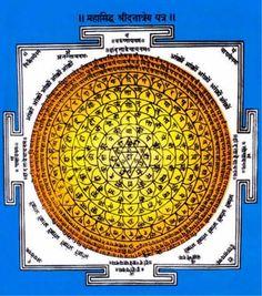 A Powerful Dattatreya Yantra - Ha yahi hai actual yantra. But coding has been converted into matter-energy complex under 5 states of matter which best define A;U or Heteroplasmy. Shiva Art, Shiva Shakti, Krishna Art, Hindu Art, Lord Krishna, Ganesh Yantra, Chakras, Hanuman Hd Wallpaper, Ganpati Bappa Wallpapers