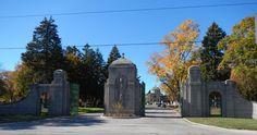 1920 Frances FRANCIS =  Františka CAPOUN (Caboun) OHiO Calvary Cemetery.