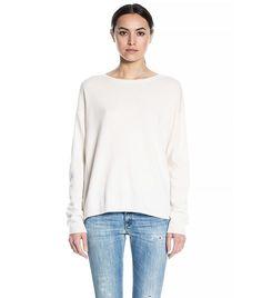 Supreme Cashmere Sweater via @WhoWhatWear