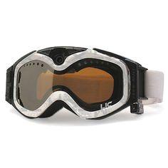 Ski & snowboard goggles with a camera? Cool!