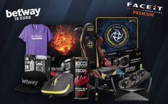 Help me to win this amazing giveaway, powered by @NiPGaming and their partners!