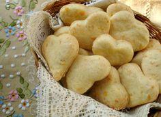 Biscoitos de Provolone