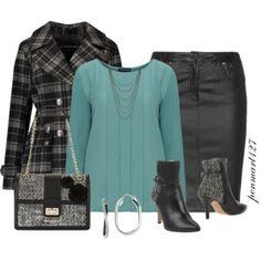 Tweed #Plussize