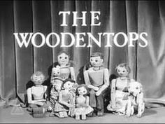 The Woodentops ran concurrently with Andy Pandy in the Watch With Mother slot. I remember nothing of the show, other than I liked Spot the dog. It's perhaps not surprising I remember do little: I was probably only three when I watched these shows. 1970s Childhood, Childhood Days, Childhood Images, Childhood Characters, Royal News, Spotty Dog, It's All Happening, The Lone Ranger, First Tv