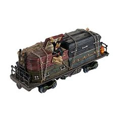 """Department 56: COLLECTING - """"Haunted Rails Sleeper Car"""" - New Introductions"""