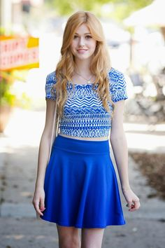 Katherine McNamara photoshoot in Los Angeles, 2014