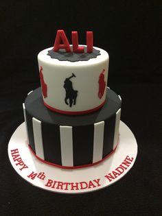 Michael Jordan Birthday cake 16 year old birthday party ideas