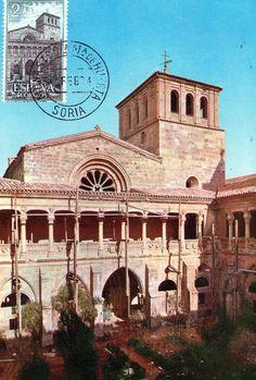 Monasterio Santa Maria de Huerta, Soria Castilla y León Spain