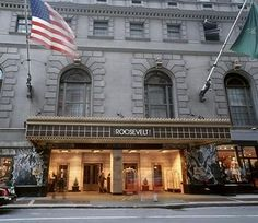 The Roosevelt Hotel, New York City, New York, Theatre District