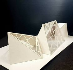 Discover recipes, home ideas, style inspiration and other ideas to try. Architecture Site Plan, Concept Models Architecture, Origami Architecture, Pavilion Architecture, Landscape Architecture, Shadow Architecture, Arch Model, Cube Design, Illustrator