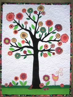 """""""The Happy Tree"""" - DQS9 by mamacjt,"""
