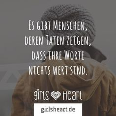 There-are-people-their-actions-show-words-nothing value are - Trends Relationship Quotes Favorite Quotes, Best Quotes, Funny Quotes, Relationship Quotes, Life Quotes, False Friends, German Quotes, German Words, Magic Words