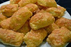 Duizenden1dag: Borrelhapje voor oud en nieuw: kaasbroodjes