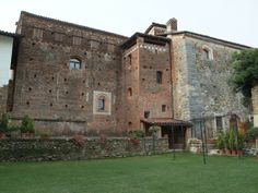The castle of Massazza (Biella, Italy)