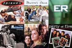 20 TV Shows From The '90s You Never Realized Had A Soundtrack Good.