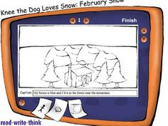 Book Report Alternative: Examining Story Elements Using Story Map Comic Strips