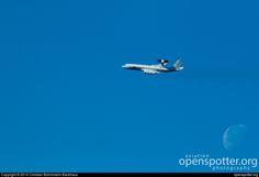 Looking for the man in the moon?   NATO / OTAN   Boeing E-3A Sentry (707-320B)   LX-N90446   Berlin-Schönefeld International Airport   2014-05-20   Copyright ©Christian Borchmann-Backhaus