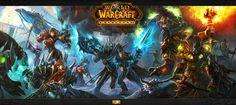 Хороший блог о кино и музыке, а тк же путешествиях: В World of Warcraft появляются новые подрасы В Wor...