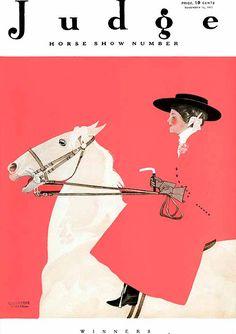 "November 16, 1912 ~ Judge Magazine ""Winners"" ~ Artist: Valentine Sandberg (American, Swedish born)"