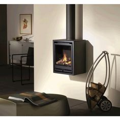 Are you looking for wall mounted fires? Our selection of wall mounted fires are available in a choice of gas, electric, bio-ethanol and solid fuel Hearth And Home, Wood Burner, Gas Fires, Gas Stove, Nice, Wall Mount, Foyer, Tiny House, Home Appliances