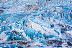 Hiking Iceland's Sólheimajökull Glacier