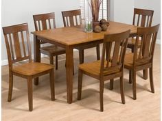 Shop For Jofran Kura Dining Set And Other Room Sets At Furniture Fair In Cincinnati Dayton OH Northern KY