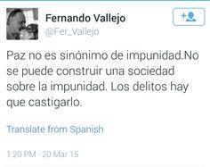 Esta es tu Colombia: El 'Tuit' de Fernando Vallejo del que toda Colombia esta hablando