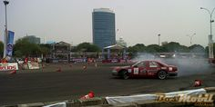 Technical constraints Mounts Paint Drift Championship Qualification 2013 Series 2 - http://www.technologyka.com/automotive-technology/technical-constraints-mounts-paint-drift-championship-qualification-2013-series-2.php/7775046 -   15 September 2013 | Viewed 241 times     Jakarta, BosMobil.com  – Saturday (09/14/2013), BSI-Indonesia Drift Championship Of Indonesia – 2013 National Championship Drift Series 2 (Championship Drift Series 2013 2) which took place in th