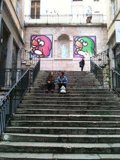 Le quartier des Créateurs - Lyon