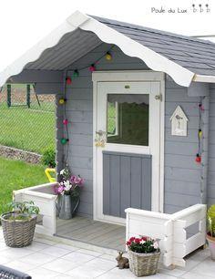 """Résultat de recherche d'images pour """"décoration cabane en bois enfant"""""""
