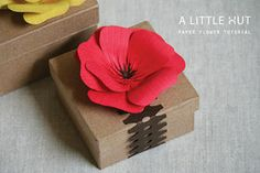 【無料レシピ】紙で作るフラワー【簡単】 - NAVER まとめ